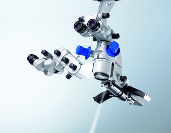 眼科で行う二重手術は顕微鏡を使います